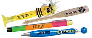 Baseball Bat Pens | Ergonomic Pens