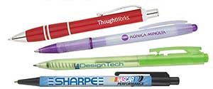Retractable Pens