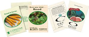 Custom Seed Packets