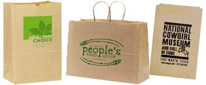 Eco-Friendly Paper Bags  | Recycled Paper Bags