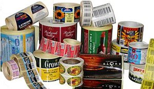 Label Rolls | Custom Roll Labels | Labels on a Roll