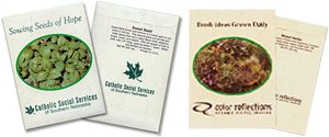 Custom Herb Seed Packets | Bulk Herb Seed Packets