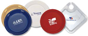 Personalized Paper Plates | Custom Paper Plates