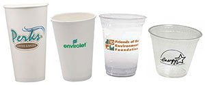 Biodegradable Cups | Compostable Cups