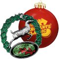 Wholesale Christmas Ornaments | Holiday Ornaments With Logos | Custom Printed Ornaments