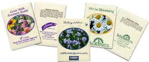 Flower Seed Packets | Personalized Seed Packets