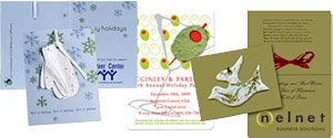 Holiday Cards with Seeds | Seeded Holiday Cards