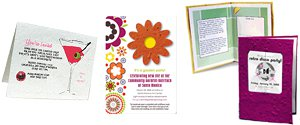 Invitations with Seeds | Seed Infused Invitations