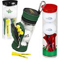 Golf Ball & Tee Packs