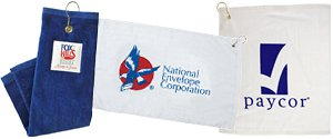 Personalized Golf Towels | Logo Golf Towels