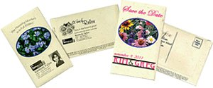 Mailable Seed Packets | Seed Packet Postcards