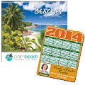 Business Calendar Cards | Holiday Calendar Cards