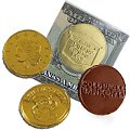 Custom Chocolate Coins | Promotional Chocolate Coins
