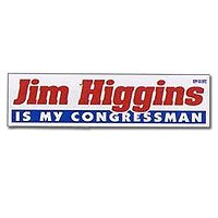 Mini Ultra-Removable Bumper Stickers, 2-1/2 x 9-1/4