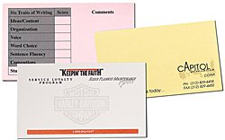 Post-it® Custom Printed Notes, 100 Sheet, 3 x 5