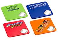 Coaster Bottle Openers
