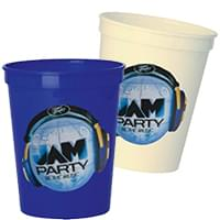 16 oz. Full Color Stadium Cups
