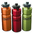 Aluminum Sports Bottles, BPA Free, Thirst Quencher Collection, 26 oz.