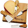 Bamboo Gift Sets, Cheese Sets