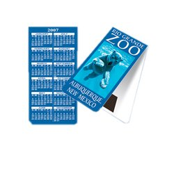 "Calendar Bookmark Magnets, 2"" x 8"""