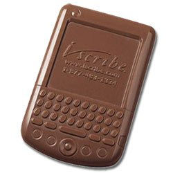 Chocolates, Custom Molded Blackberry, 4 oz., Kosher