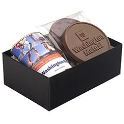 Small Gift Boxes, with Cookies & Cocoa