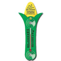 Corn Recycled Thermometers