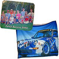 Full Sublimated Fleece Blankets