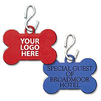 Anodized Aluminum Dog Tags