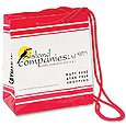 "Gloss Laminated Paper Bags, Design Center Eurototes 8"" x 10"""