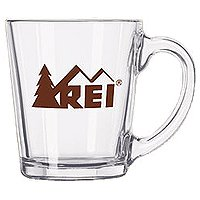 Glass Mugs, 13.5 oz.