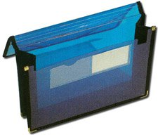 13-3/8 x 9-1/2 Plastic Pouch Files with Elastic Band Closure