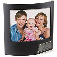 Solar Flashing Logo Picture Frames