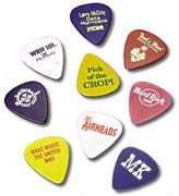 Guitar Picks, V-Resin