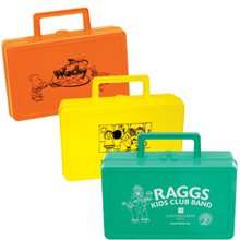 Plastic School Boxes