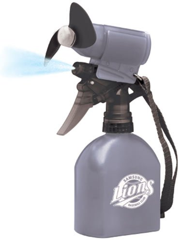 Mist Fan Bottle : Spray mist fan bottle