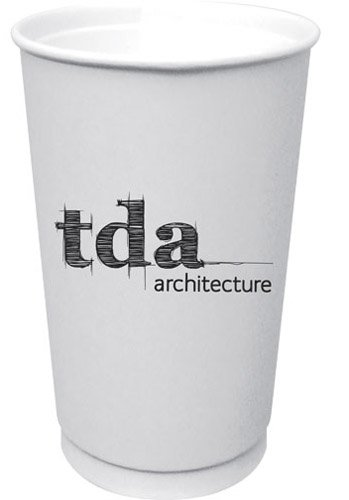 16 Oz Double Wall Insulated Paper Cups