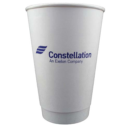 16 Oz Double Wall Insulated Paper Cup