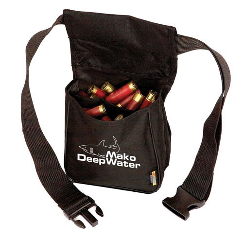 2 pocket shotgun shell bag