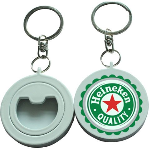 full color round key chain bottle openers. Black Bedroom Furniture Sets. Home Design Ideas