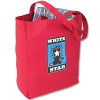 Canvas Tote Bags, Soverna, 10-1/4 x 14
