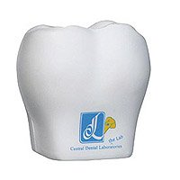 Tooth Shape Stress Balls