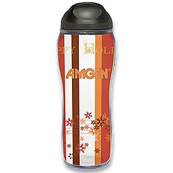 Tumblers, Full Color Process Holiday by Design, Maui 14 oz.