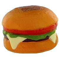 Stress Balls, Hamburger Shape
