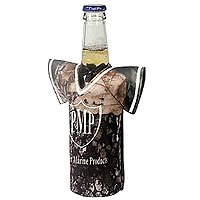 Camo Jersey Bottle Holders