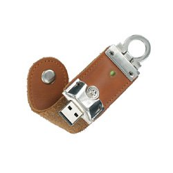 Leather Key Chains, Rodeo USB Pen Drives