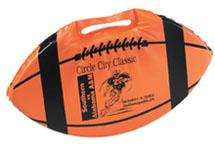 "13"" x 18"" Football Stadium Cushions (1.5"" Thick)"
