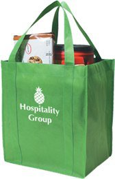 Super Saver Non-Woven Shopper Totes