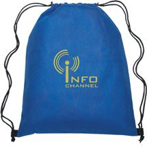 Non-Woven Hit Drawstring Backpacks