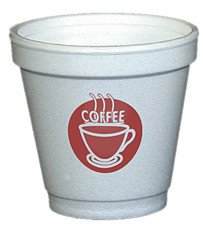 4 oz. Foam Sampler Cup (Screen Printed)